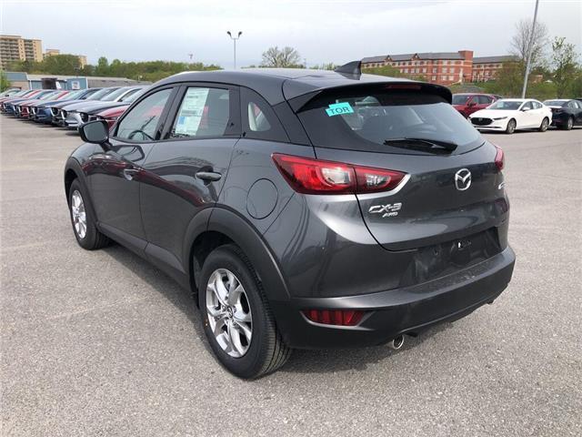 2019 Mazda CX-3 GS (Stk: 19T109) in Kingston - Image 4 of 16