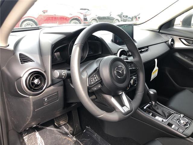 2019 Mazda CX-3 GS (Stk: 19T109) in Kingston - Image 10 of 16
