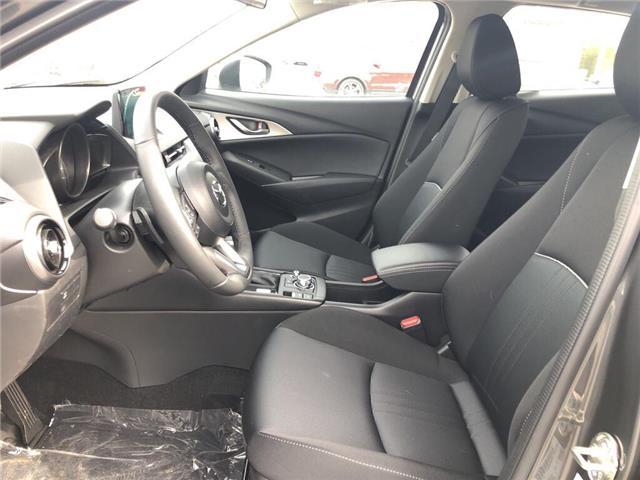 2019 Mazda CX-3 GS (Stk: 19T109) in Kingston - Image 11 of 16