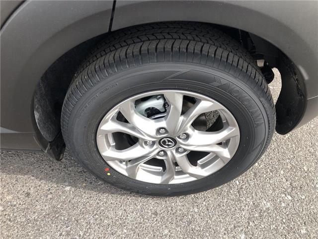 2019 Mazda CX-3 GS (Stk: 19T109) in Kingston - Image 14 of 16