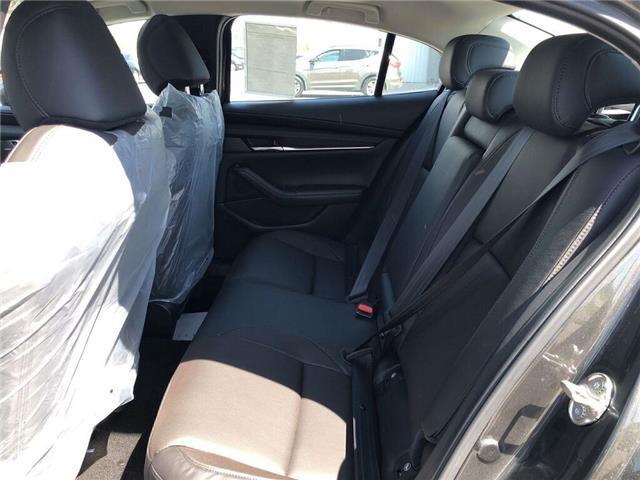 2019 Mazda Mazda3 GT (Stk: 19C046) in Kingston - Image 12 of 15