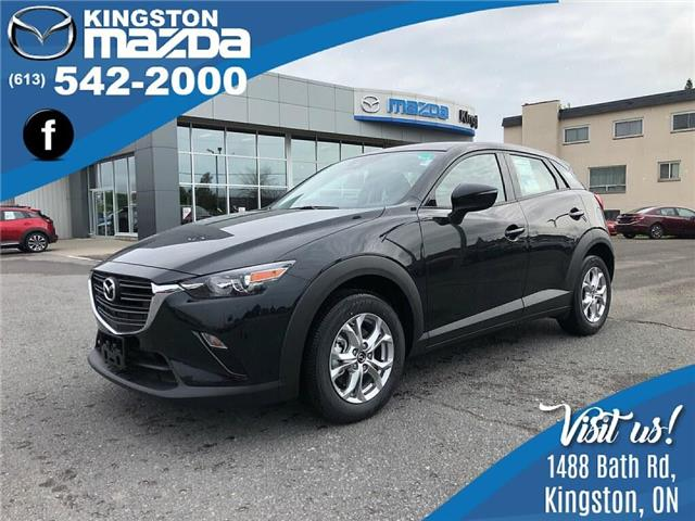 2019 Mazda CX-3 GS (Stk: 19T110) in Kingston - Image 1 of 1