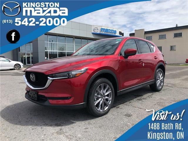 2019 Mazda CX-5 GT w/Turbo (Stk: 19T115) in Kingston - Image 1 of 16