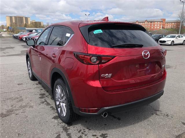 2019 Mazda CX-5 GT w/Turbo (Stk: 19T115) in Kingston - Image 4 of 16