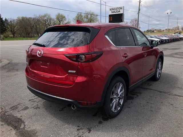 2019 Mazda CX-5 GT w/Turbo (Stk: 19T115) in Kingston - Image 6 of 16