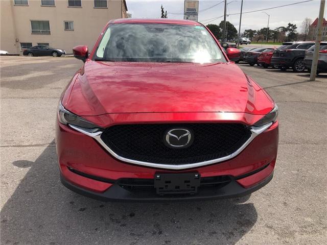 2019 Mazda CX-5 GT w/Turbo (Stk: 19T115) in Kingston - Image 9 of 16