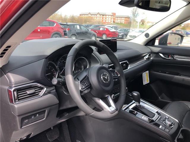 2019 Mazda CX-5 GT w/Turbo (Stk: 19T115) in Kingston - Image 10 of 16