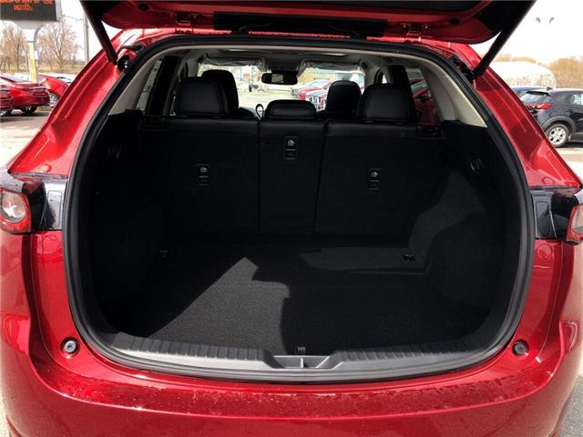 2019 Mazda CX-5 GT w/Turbo (Stk: 19T115) in Kingston - Image 16 of 16