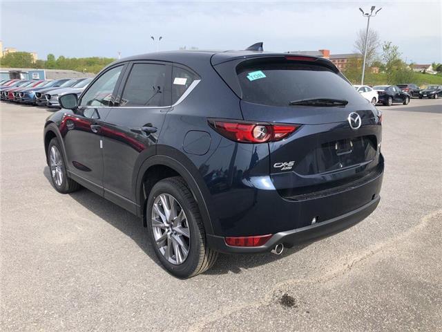 2019 Mazda CX-5 GT w/Turbo (Stk: 19T120) in Kingston - Image 4 of 14