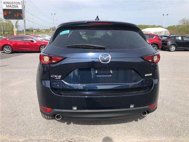 2019 Mazda CX-5 GT w/Turbo (Stk: 19T120) in Kingston - Image 5 of 14