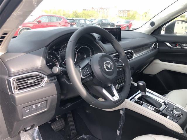 2019 Mazda CX-5 GT w/Turbo (Stk: 19T120) in Kingston - Image 10 of 14