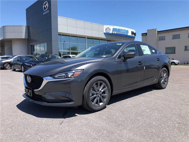 2019 Mazda MAZDA6 GS-L w/Turbo (Stk: 19C058) in Kingston - Image 1 of 16