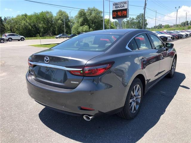 2019 Mazda MAZDA6 GS-L w/Turbo (Stk: 19C058) in Kingston - Image 5 of 16