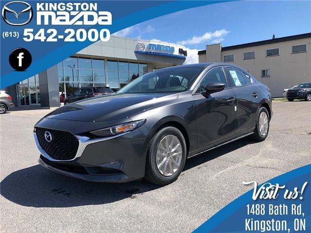 2019 Mazda Mazda3 GX (Stk: 19C043) in Kingston - Image 1 of 14