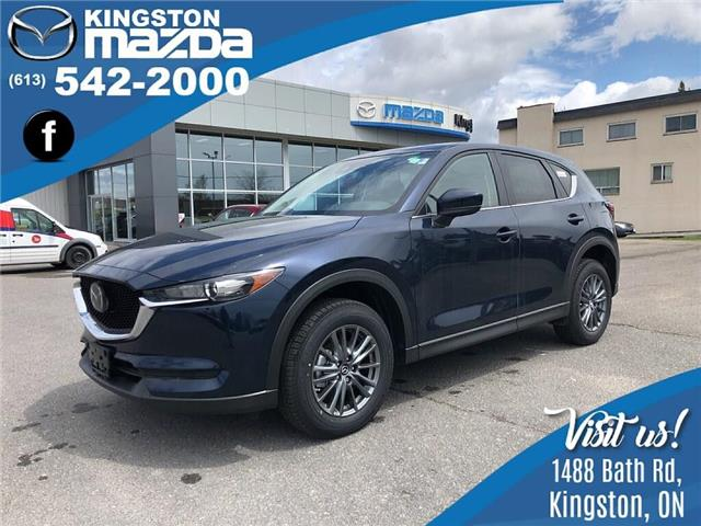 2019 Mazda CX-5 GS (Stk: 19T059) in Kingston - Image 1 of 16