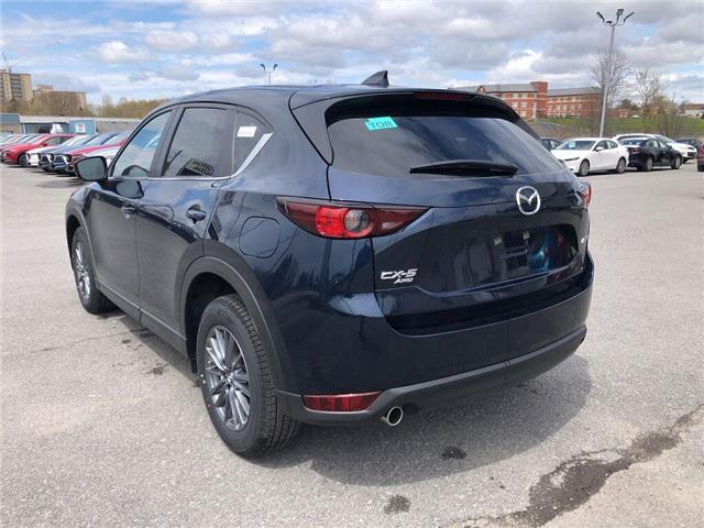 2019 Mazda CX-5 GS (Stk: 19T059) in Kingston - Image 4 of 16