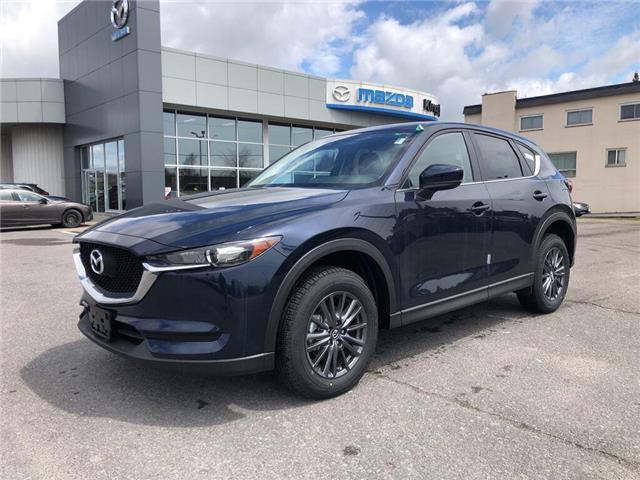 2019 Mazda CX-5 GX (Stk: 19T070) in Kingston - Image 2 of 15