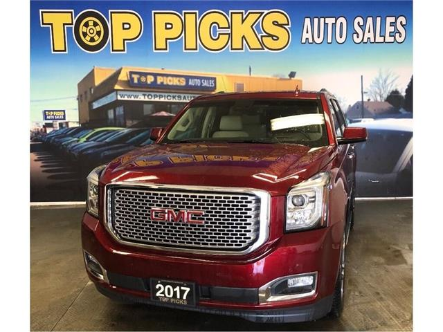 2017 GMC Yukon Denali (Stk: 238812) in NORTH BAY - Image 1 of 27