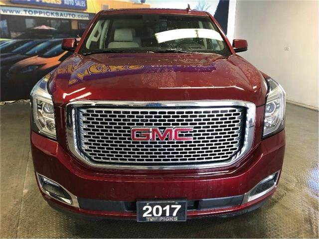 2017 GMC Yukon Denali (Stk: 238812) in NORTH BAY - Image 2 of 27