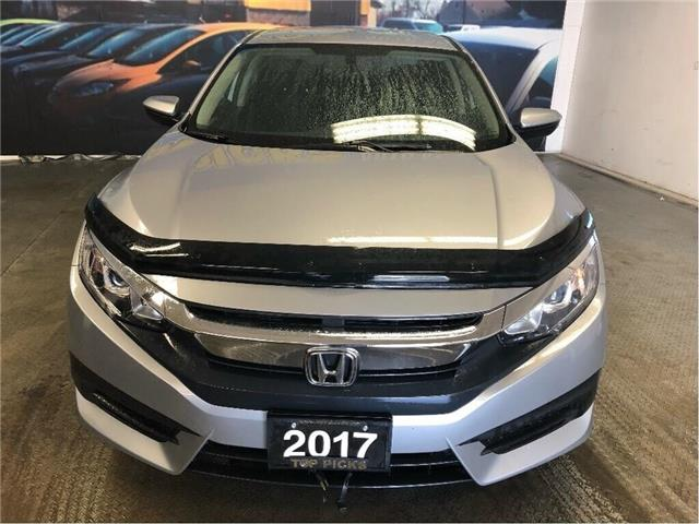 2017 Honda Civic LX (Stk: 035094) in NORTH BAY - Image 2 of 25