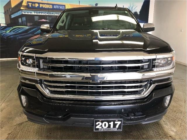 2017 Chevrolet Silverado 1500 High Country (Stk: 116131) in NORTH BAY - Image 2 of 27
