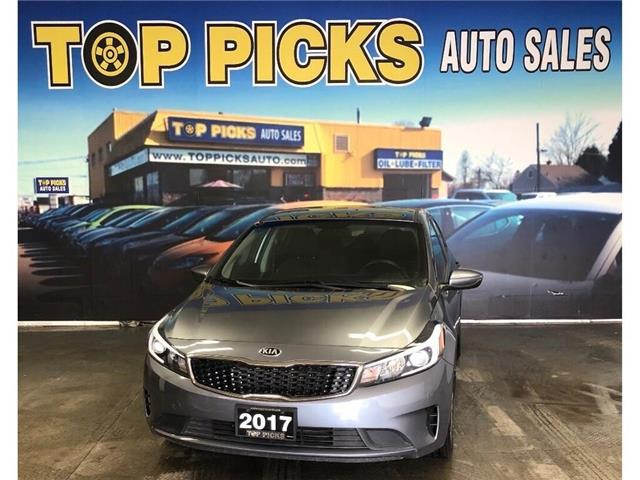 2017 Kia Forte LX (Stk: 067476) in NORTH BAY - Image 1 of 25