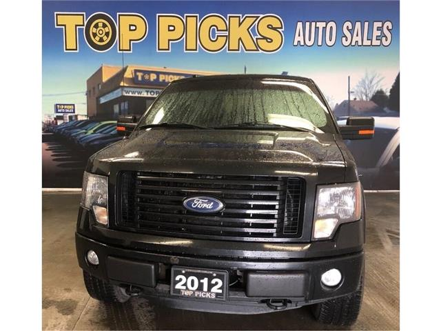 2012 Ford F-150 FX4 (Stk: a00746) in NORTH BAY - Image 1 of 27