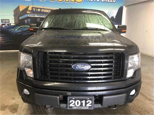 2012 Ford F-150 FX4 (Stk: a00746) in NORTH BAY - Image 2 of 27
