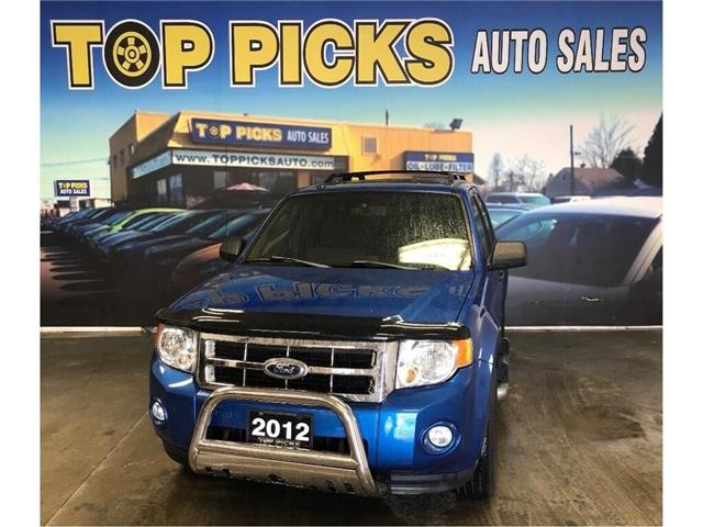 2012 Ford Escape XLT (Stk: b95880) in NORTH BAY - Image 1 of 27