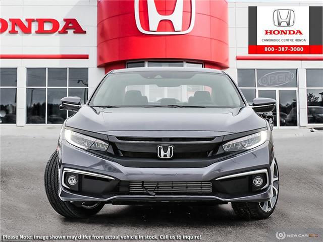 2019 Honda Civic Touring (Stk: 19989) in Cambridge - Image 2 of 24