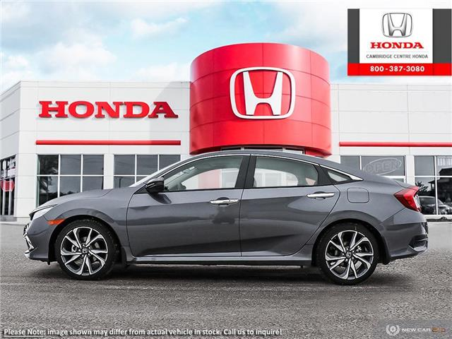 2019 Honda Civic Touring (Stk: 19989) in Cambridge - Image 3 of 24