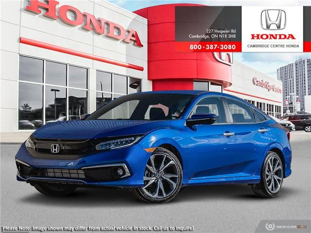 2019 Honda Civic Touring (Stk: 19990) in Cambridge - Image 1 of 24