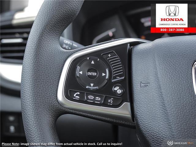 2019 Honda CR-V LX (Stk: 19985) in Cambridge - Image 16 of 26