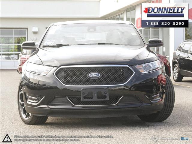 2019 Ford Taurus SHO (Stk: PLDU6197) in Ottawa - Image 2 of 29