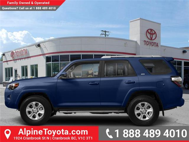 2019 Toyota 4Runner SR5 (Stk: 5714176) in Cranbrook - Image 1 of 1