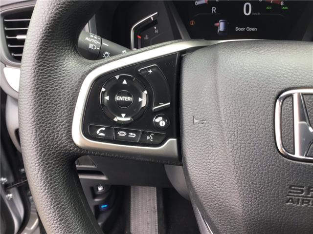 2019 Honda CR-V LX (Stk: 191262) in Barrie - Image 9 of 22