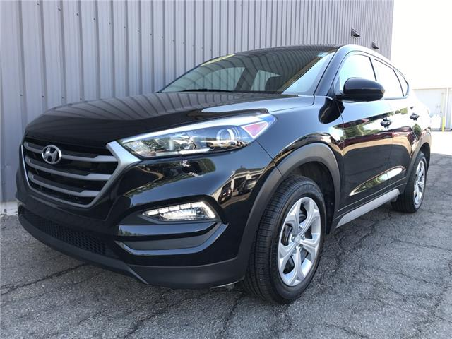 2018 Hyundai Tucson Premium 2.0L (Stk: U3474) in Charlottetown - Image 1 of 21