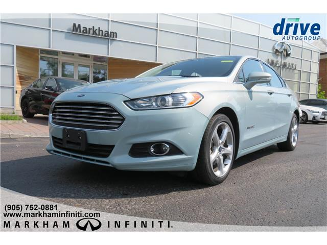 2014 Ford Fusion Hybrid SE (Stk: P3200A) in Markham - Image 1 of 23