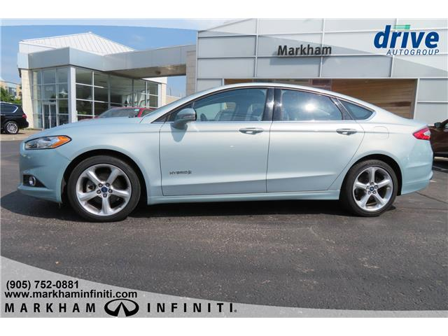 2014 Ford Fusion Hybrid SE (Stk: P3200A) in Markham - Image 2 of 23