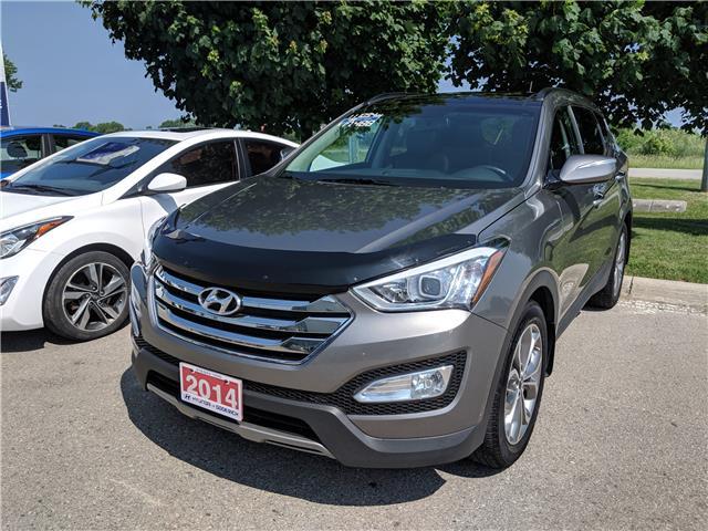 2014 Hyundai Santa Fe Sport 2.0T Limited (Stk: 90136A) in Goderich - Image 2 of 17