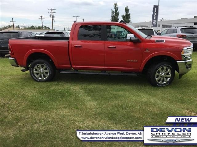 2019 RAM 3500 21H Laramie (Stk: 19R38386) in Devon - Image 1 of 12