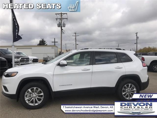 2019 Jeep Cherokee 26J (Stk: 19CK7713) in Devon - Image 1 of 19