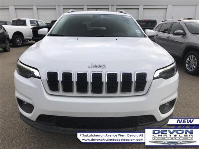 2019 Jeep Cherokee 26J (Stk: 19CK7713) in Devon - Image 2 of 19
