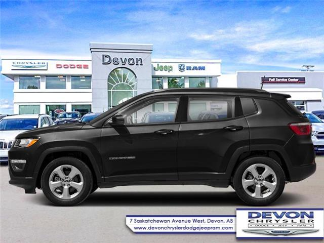 2019 Jeep Compass 2GT Upland Edition (Stk: 19CP3960) in Devon - Image 1 of 1