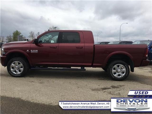 2018 RAM 3500 Laramie (Stk: PW0398) in Devon - Image 1 of 10