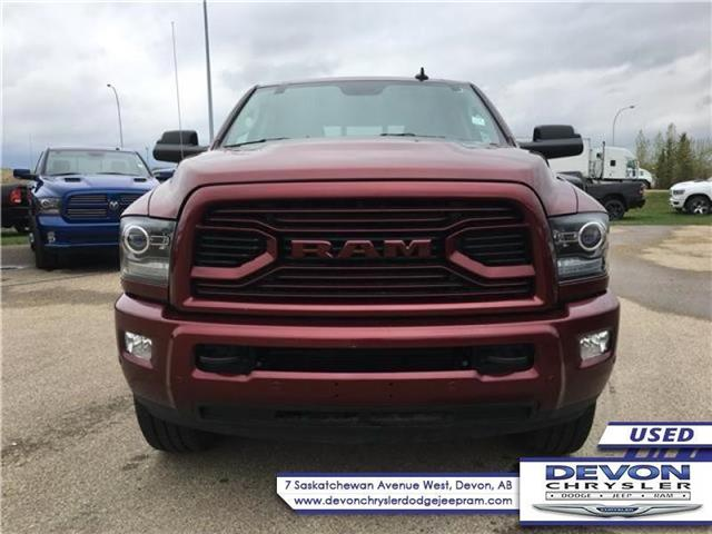 2018 RAM 3500 Laramie (Stk: PW0398) in Devon - Image 2 of 10