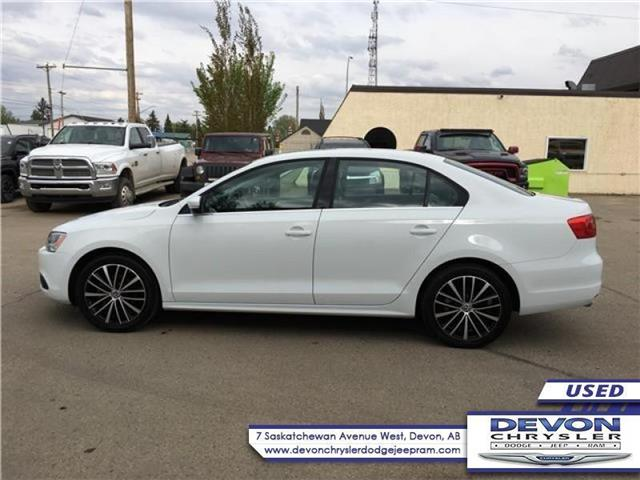 2014 Volkswagen Jetta 2.0 TDI Highline (Stk: PW0409) in Devon - Image 1 of 11