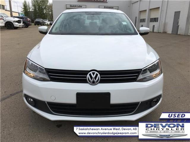 2014 Volkswagen Jetta 2.0 TDI Highline (Stk: PW0409) in Devon - Image 2 of 11
