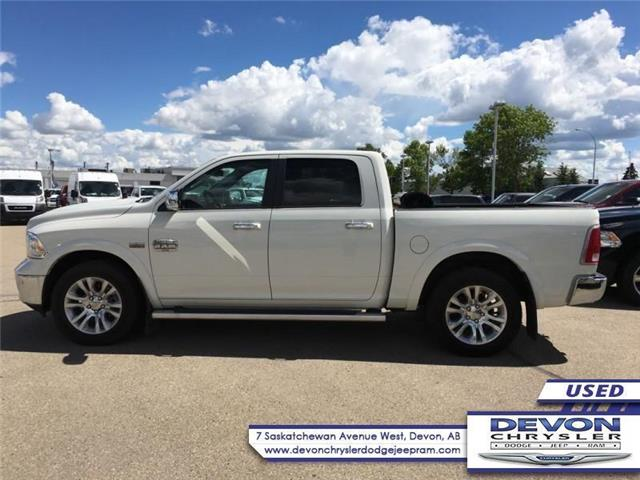 2016 RAM 1500 Longhorn (Stk: 19R19283A) in Devon - Image 1 of 11