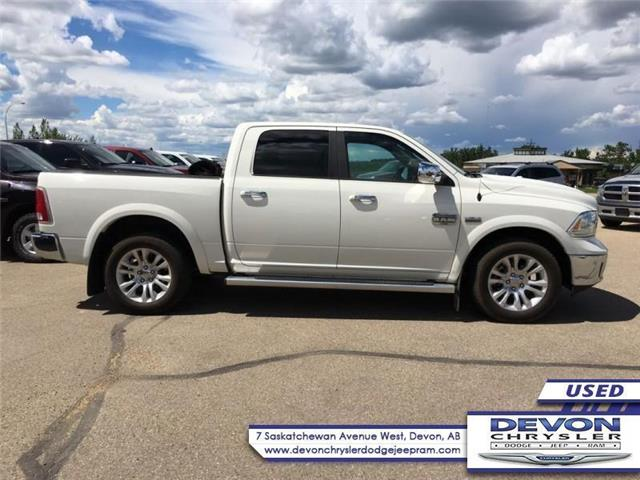 2016 RAM 1500 Longhorn (Stk: 19R19283A) in Devon - Image 2 of 11